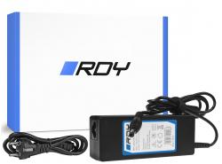 RDY Cargador / adaptador de computadora portátil Toshiba Satellite A200 L350 A300 A500 A505 A350D A660 L350 L300D