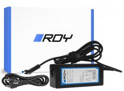 Fuente de alimentación / cargador RDY 19.5V 3.33A 65W para HP 250 G2 G3 G4 G5 15-R 15-R100NW 15-R101NW 15-R104NW 15-R