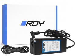 Fuente de alimentación / cargador RDY 19.5V 4.62A 90W para HP 250 G2 ProBook 650 G2 G3 Pavilion 15-N 15-N025SW 15-N06