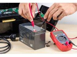 Green Cell ® Gel Batterie AGM 12V 7.2Ah