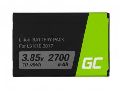Batería Green Cell BL-46G1F para LG K10 2017
