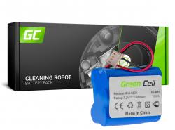 Batería Green Cell (1.7Ah 7.2V) 4408927 11003068-00 GPRHC152M073 para iRobot Braava / Mint 320 321 4200 4205