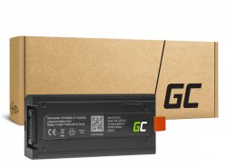 Batería para portátil Green Cell ® CF-VZSU29 para Panasonic CF29 CF51 CF52 6600mAh