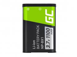 Green Cell ® Digitalkameras Akku für SONY NP-BX1