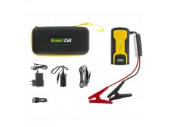 Green Cell ® Car Jump Starter Cargador de batería ARRANQUE DE SALTO DE CARRO y Power Bank 11100mAh