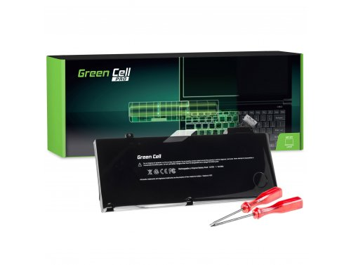 Green Cell PRO Batería A1322 para Apple MacBook Pro 13 A1278 (Mid 2009, Mid 2010, Early 2011, Late 2011, Mid 2012)