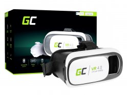 Brille VR Green Cell ® 3D Realidad virtual Brille + Piloto