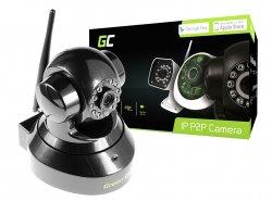 Kamera IP Green Cell CM29 interno WI-FI HD 720P ONVIF